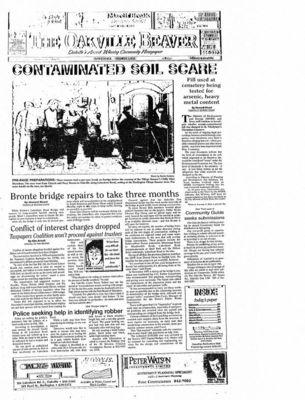 Oakville Beaver, 5 Mar 1997