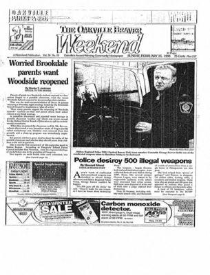 Oakville Beaver, 15 Feb 1998