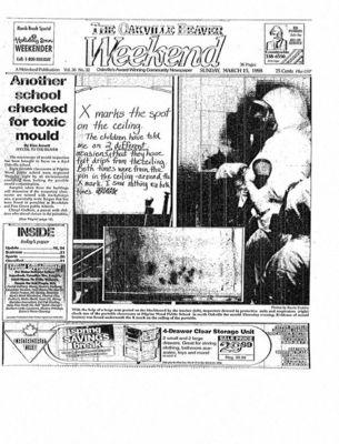 Oakville Beaver, 15 Mar 1998