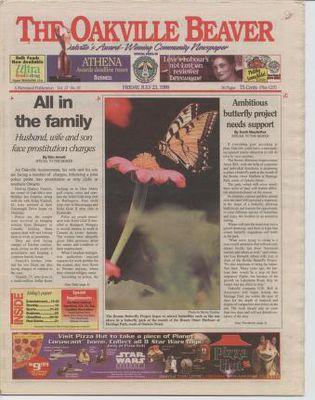 Oakville Beaver, 23 Jul 1999