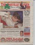 Oakville Beaver16 Mar 2001