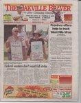 Oakville Beaver24 Aug 2001