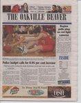 Oakville Beaver22 Nov 2002