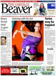 Oakville Beaver3 Dec 2008