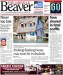 Oakville Beaver27 Mar 2009