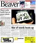 Oakville Beaver, 10 Jul 2009