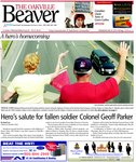 Oakville Beaver26 May 2010