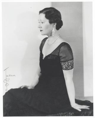 Hazel Chisholm Mathews