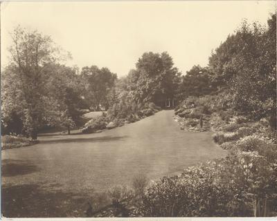 Erchless Estate gardens