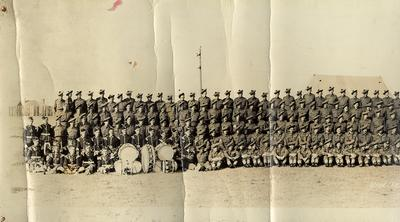 Lorne Scots training camp, 1942, Niagara-on-the-Lake (1 of 3)