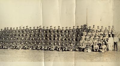 Lorne Scots training camp, 1942, Niagara-on-the-Lake (3 of 3)