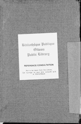 1924 Ottawa City Directory