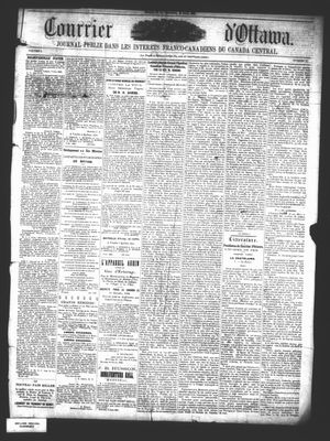 Le Courrier d'Ottawa, 10 Apr 1861