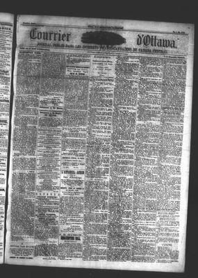 Le Courrier d'Ottawa, 24 Jul 1861