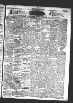 Le Courrier d'Ottawa, 14 Aug 1861