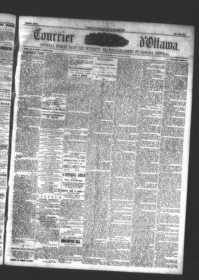 Le Courrier d'Ottawa, 18 Sep 1861