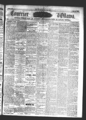 Le Courrier d'Ottawa, 9 Oct 1861