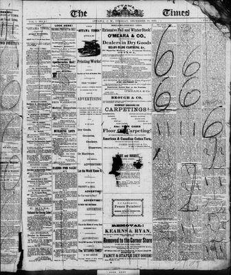 Ottawa Times (1865), 19 Dec 1865