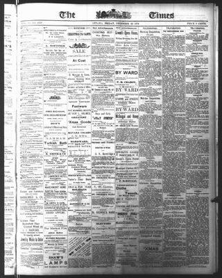 Ottawa Times (1865), 29 Dec 1876