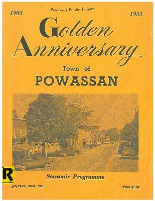 Golden Anniversary Town of Powassan