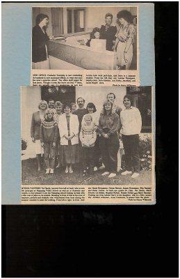 Powassan News 1989 - Newspaper Scrapbook
