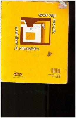 Powassan Highlights Scrapbook - 1987