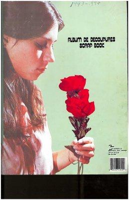 Powassan News 1993-1994 - Newspaper Scrapbook