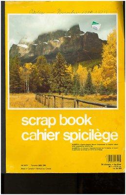 Powassan News 1990-1991 - Newspaper Scrapbook