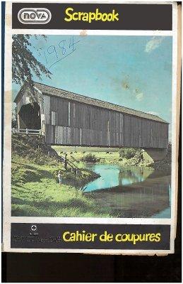 Powassan Highlights 1984 - Newspaper Scrapbook