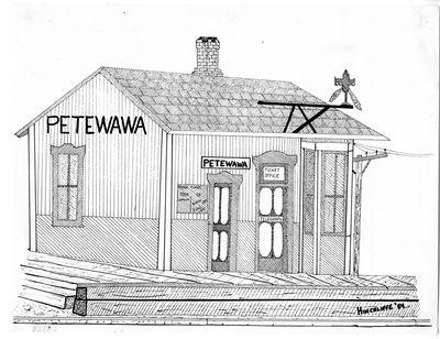 Untitled - Petawawa Train Station