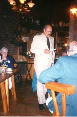 Pat Pollard Retirement Party