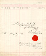 1897 Assessment Roll for the Township of Petawawa