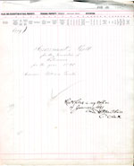 1890 Assessment Roll for the Township of Petawawa