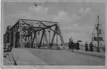 New Bridge, Trenton ON.
