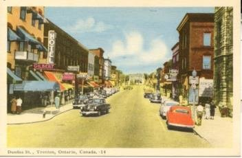 Dundas St., Trenton, Ontario