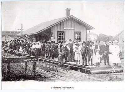 Frankford Train Station