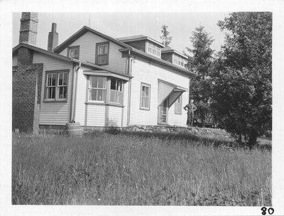 House at 8825 Bathurst St.
