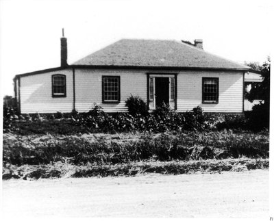 House built by Edmund Seager