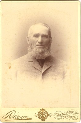 Photograph of an old man