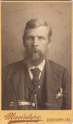 Photograph of an elderly man