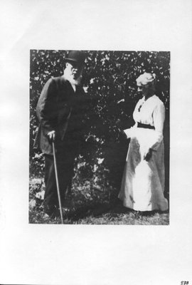 Mr. and Mrs. William Harrison