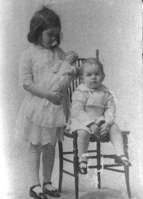 The Langstaff children