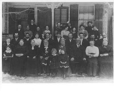 Family of Jacob Eyer and Elizabeth Heise