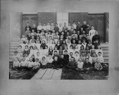 Students of Richmond Hill Public School