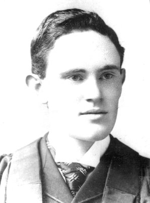 Rolph Langstaff as a medical student
