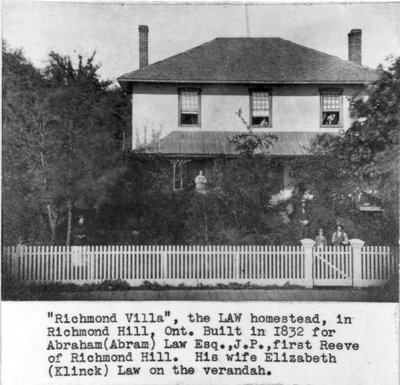 """Richmond Villa"""