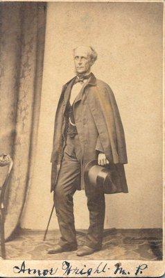 Amos Wright, Member of Parliament
