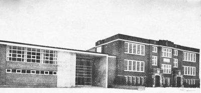 Addition to Richmond Hill High School (1951)