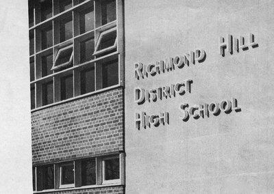 Richmond Hill District High School
