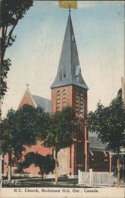 Roman Catholic Church in Richmond Hill